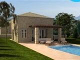Villa for sale in Corfu