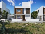 Modern 3 bedroom villas with roof terraces within 5 minutes drive to the international school