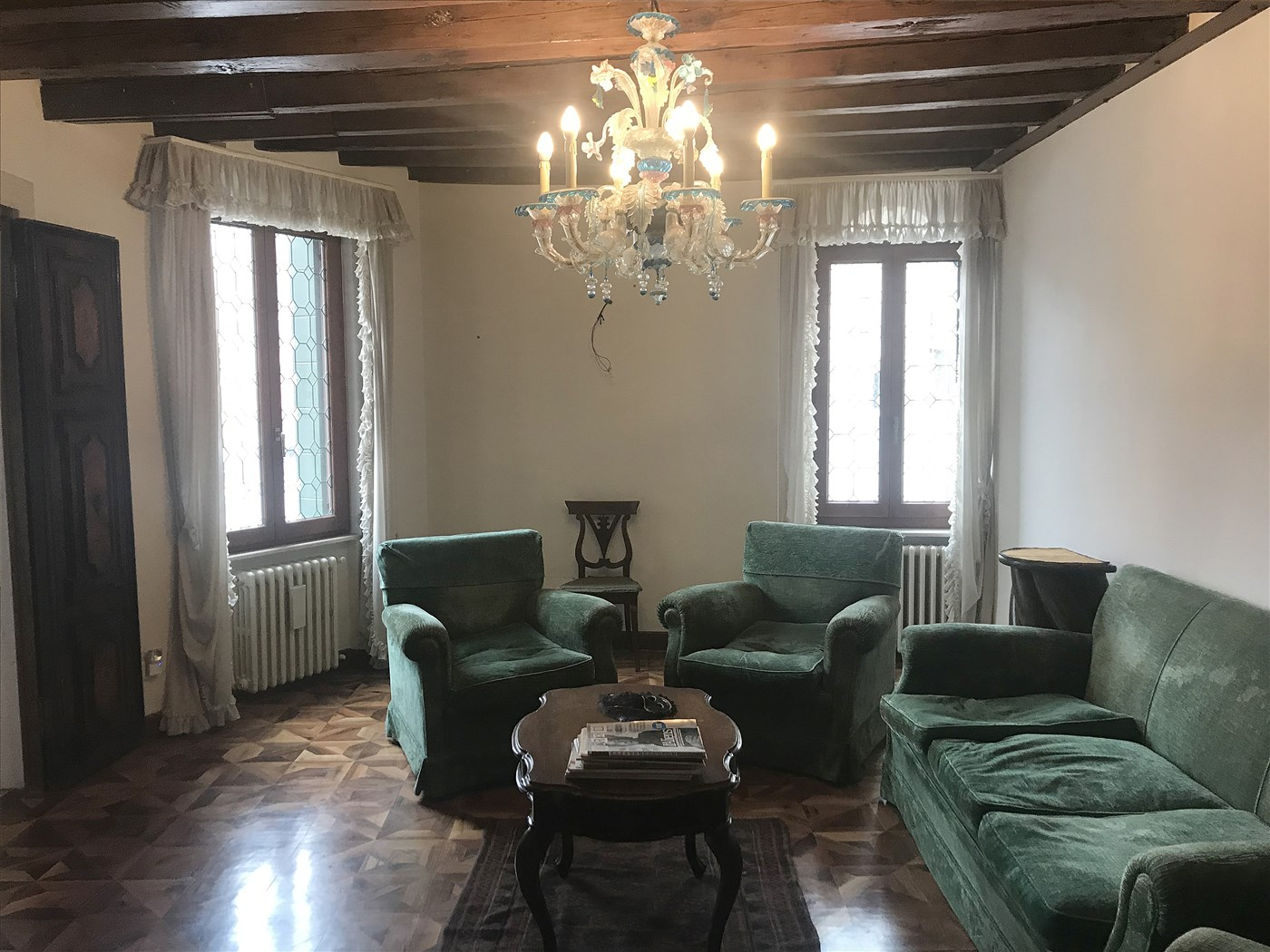 Ref. 3297 - Apartment for sale in Venice SAN MARCO - Campo Sant'Angelo