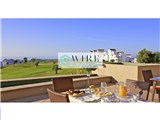Lovely apartment on the golf course Valle, with beautiful sea views for sale in Estepona - Spain