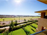 Two bedroom apartment on golf course