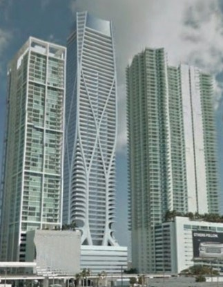 Downtown Miami, Biscayne Blvd