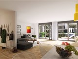 LUISENPARK BERLIN-MITTE - MODERN APARTMENT 3 BED FLAT FOR SALE